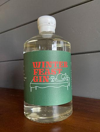Winter Feast Gin - Willibald