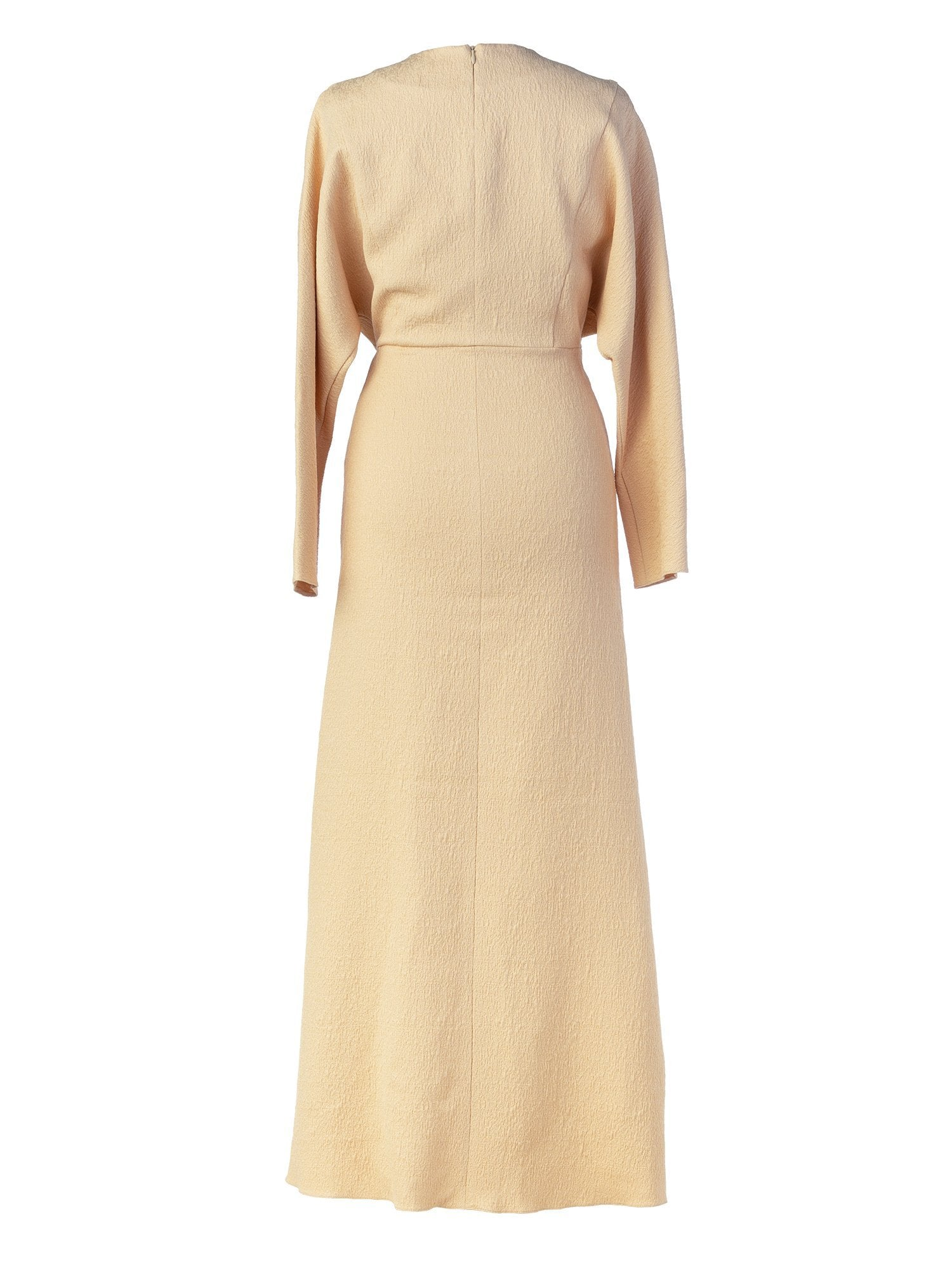 Artemis Dress Beige Deitas Dresses