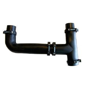 Rubber Trap Sink combination 40x600mm RUBCT600