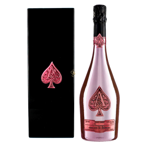 Armand de Brignac Rose Champagne in  Presentation Box