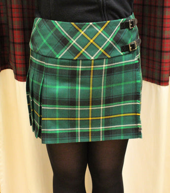 Celtic F.C Tartan Ladies Skirt