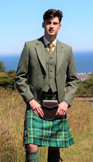 Celtic F.C - Machine Made Kilt
