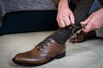 Brown Ghillie Brogue