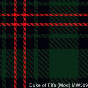 Duke Of Fife Tartan
