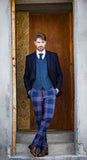 Bespoke Tweed Trews Outfit