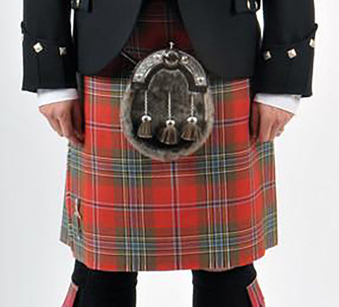 Kilt Hand Stitched Medium Weight (13oz)