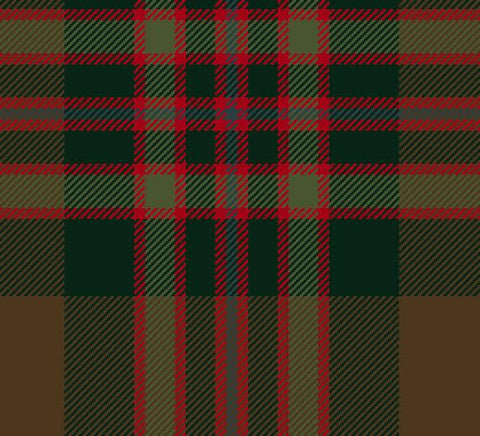 John Muir Way Tartan by the Metre