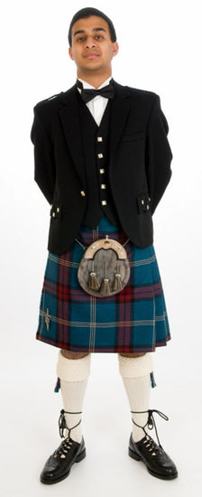 Argyll Kilt Hire Outfit (Exclusive Tartan)