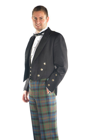 Military Tartan Trews