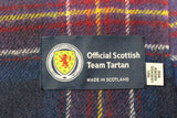 Scottish National Team Tartan Scarf