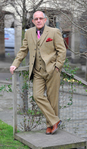Bespoke Tweed Suit
