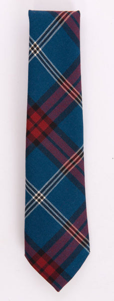 University of Edinburgh Tartan Tie
