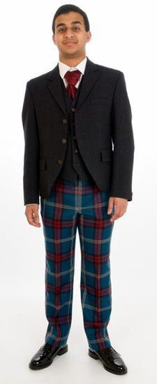 Holyrood Exclusive Tartan Trews Outfit