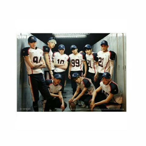 EXO LOVE ME RIGHT POSTER [OFFICIAL]