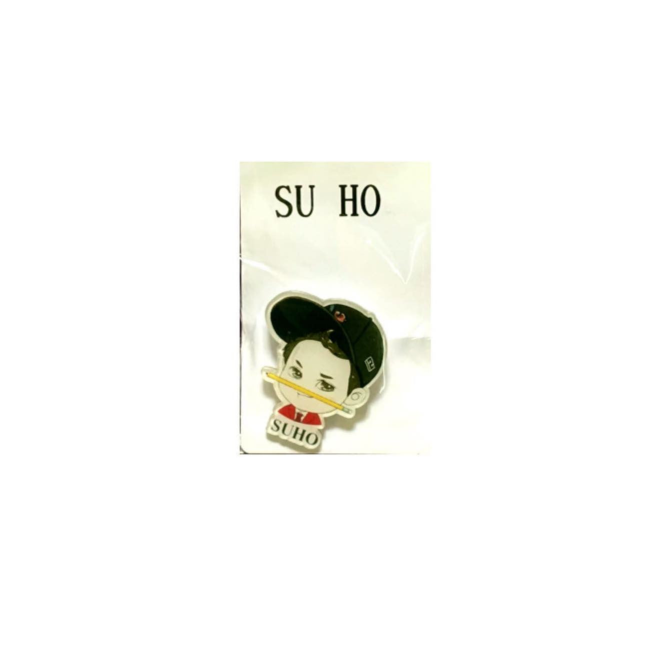 EXO Suho Badge