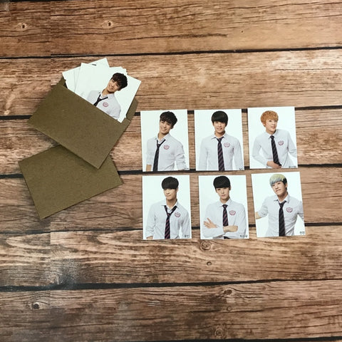 ASTRO MEMBER PHOTOCARDS