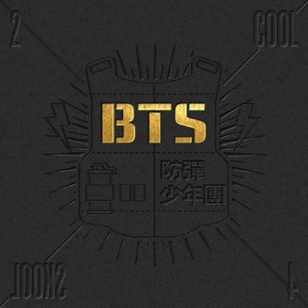 BTS - Single Album Vol. 1 [2 Cool 4 Skool]
