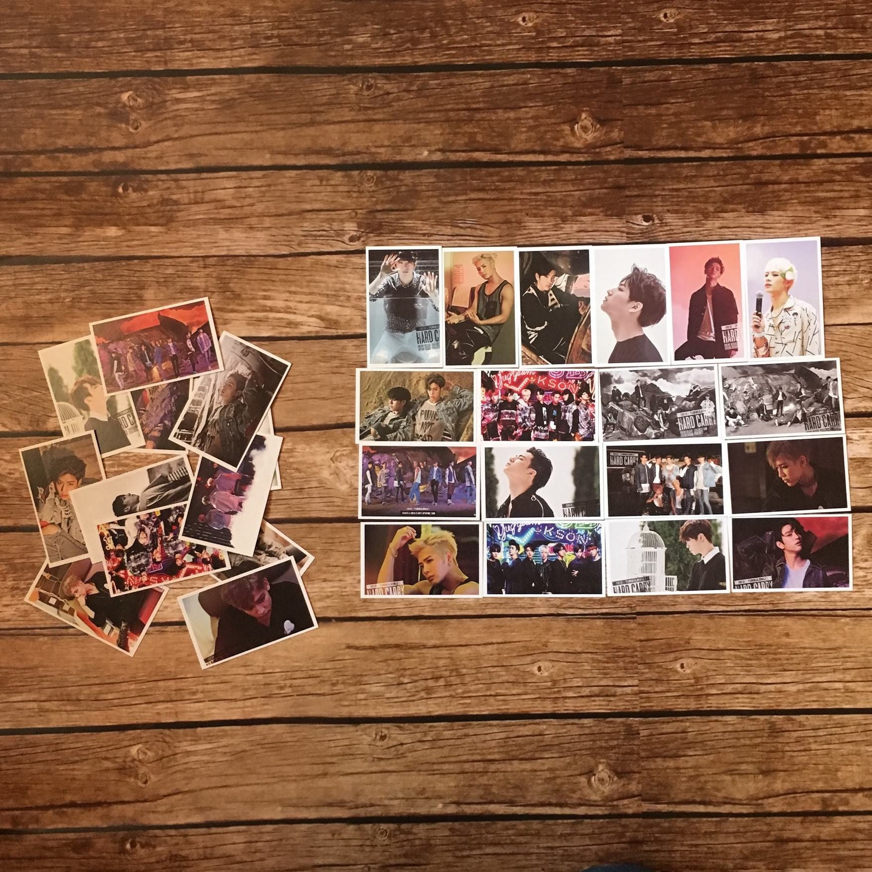 GOT7 Lomo Cards (1 Random Lomo Card)