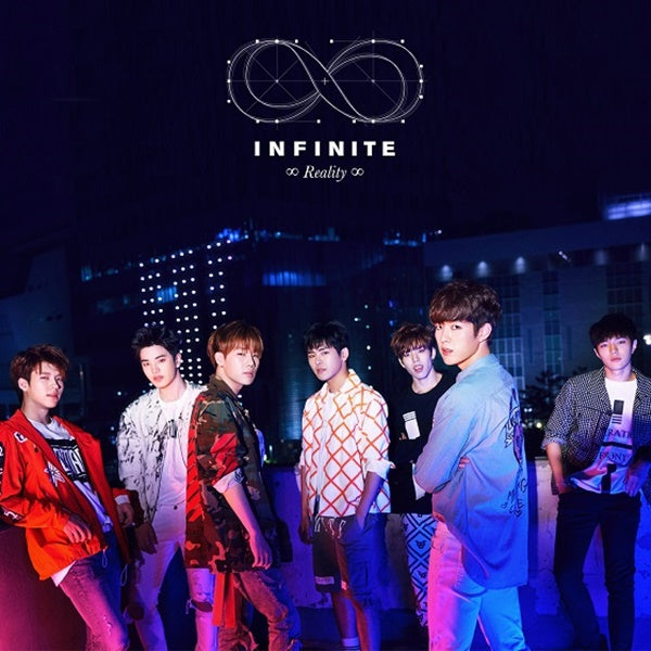Infinite - Mini Album Vol.5 (Reality) (Normal Ver.)