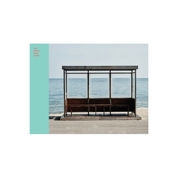 BTS - YOU NEVER WALK ALONE CD (LEFT VERSION)
