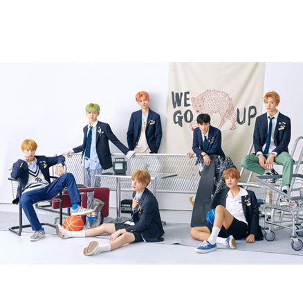NCT We Go Up Poster [OFFICIAL]