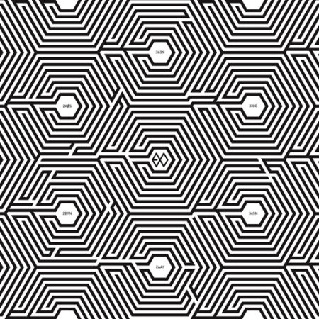 EXO - Mini Album Vol.2 [Overdose]