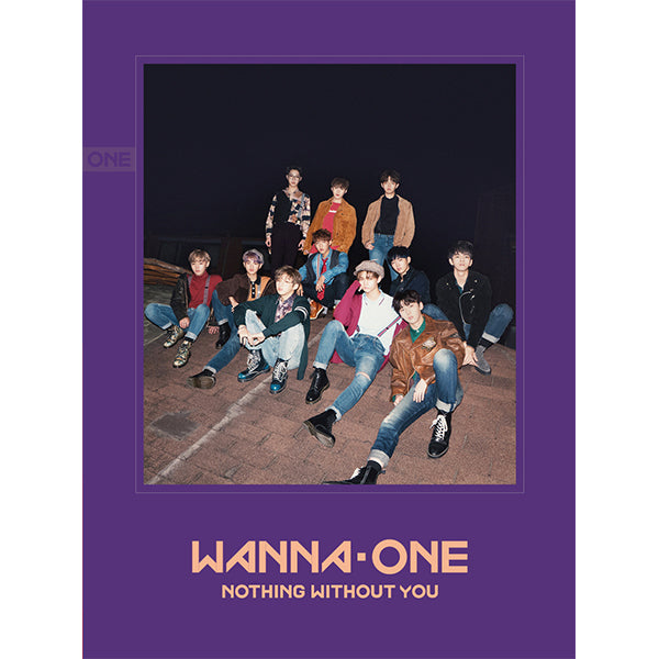 WANNA ONE-To Be One Prequel Repackage[1-1=0 (Nothing without you)] Wanna Ver.