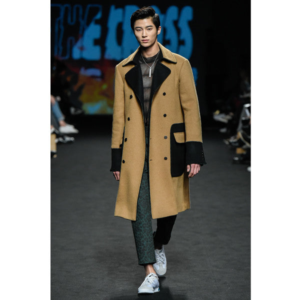 [Kwakhyunjoo Collection]16 F/W BROWN COAT