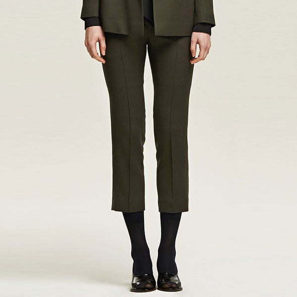 [Cahiers] Relaxed Pencil Pants