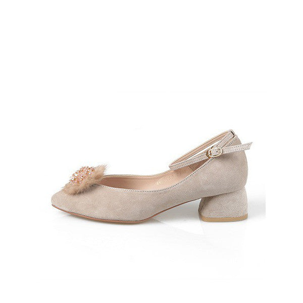 [giselle the bonni] mink jewel beige