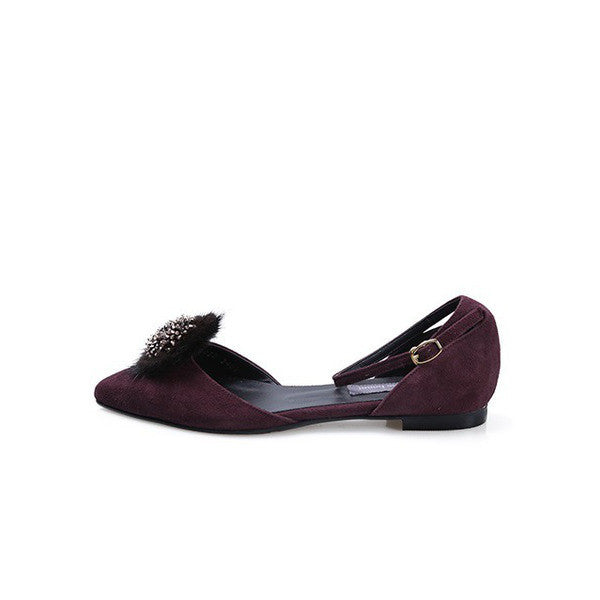 [giselle the bonni] foxbella ver2 burgundy