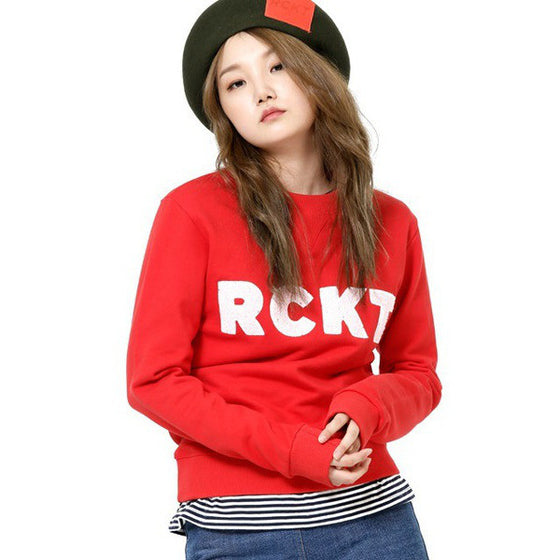 [RCKT] RCKT LOGO-SWEAT-SHIRT