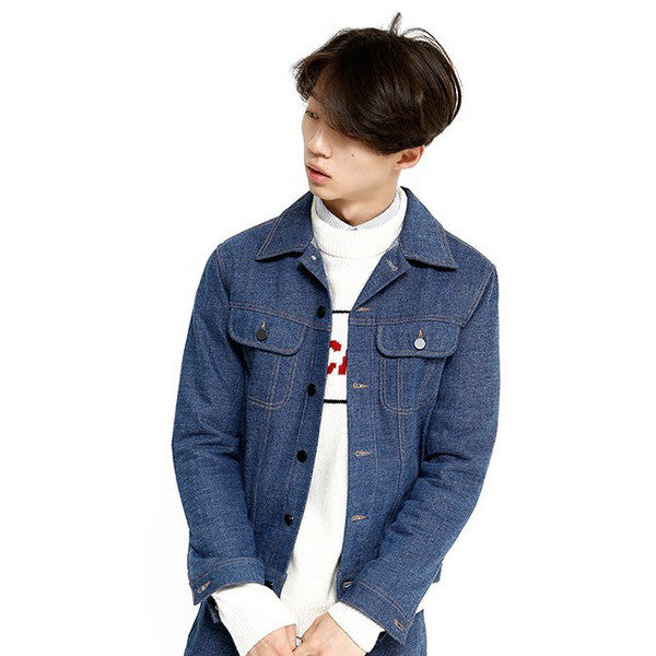 [RCKT] RCKT DENIM JK