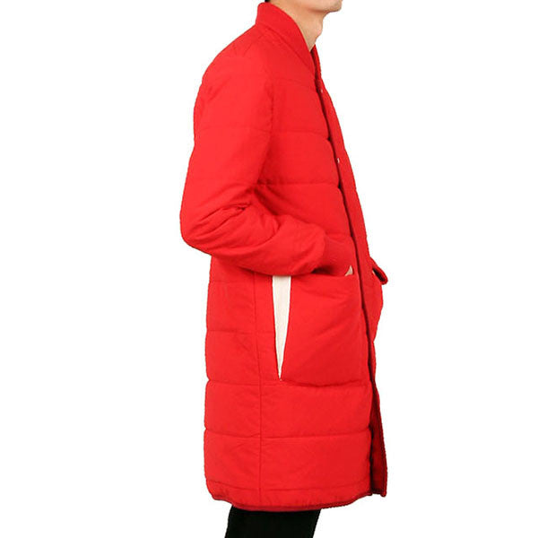 [GOLDENAI] Padding Coat - Red
