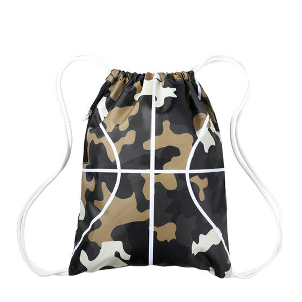 [HYBITION] Gymsack Basketball Camouflage