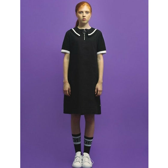 [CHARM'S] MARDY BUM DRESS BLACK