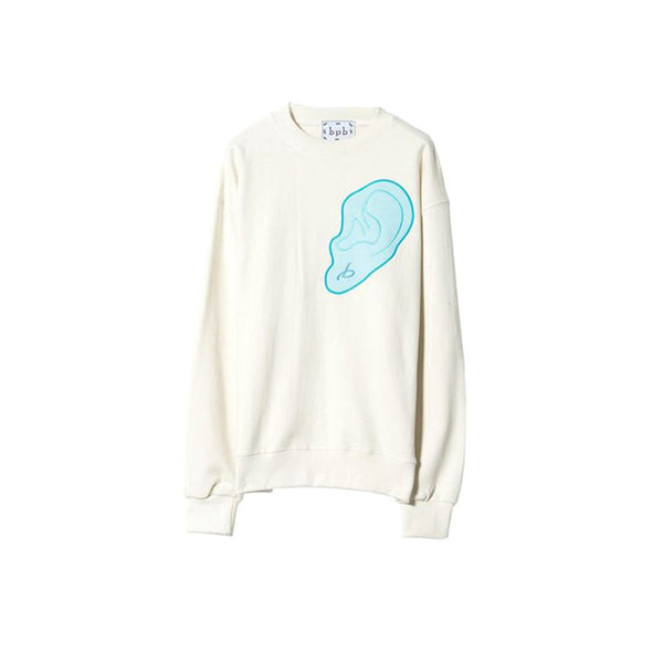 [bpb] EAR SWEAT SHIRT
