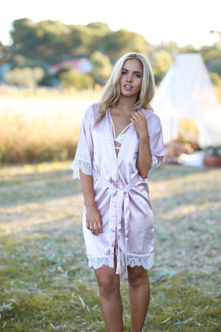 Create Your Gypsii Robe - BLUSHING PINK