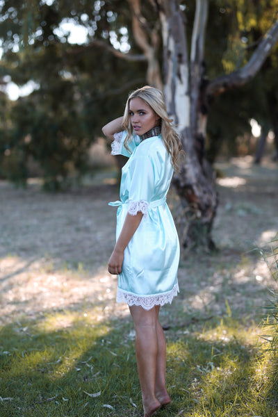 Create Your Gypsii Robe - Mint