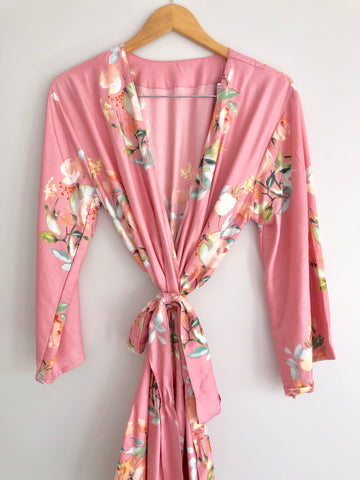 Floral Chic - Rose Pink
