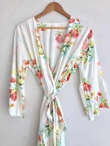 Floral Chic - WHITE
