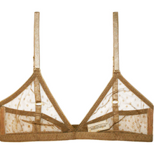 Micha Bra and Briefs - Camel
