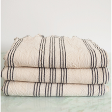 Handwoven Beach Towel - Horizon