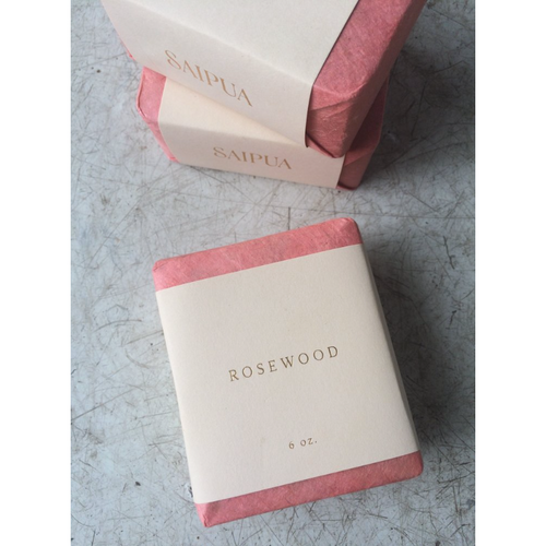Rosewood Soap