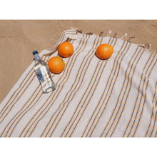 Handwoven Beach Towel - Sol