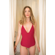 Traveler One Piece - Fuchsia Rib