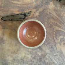 Stoneware Clay Smudge Bowl
