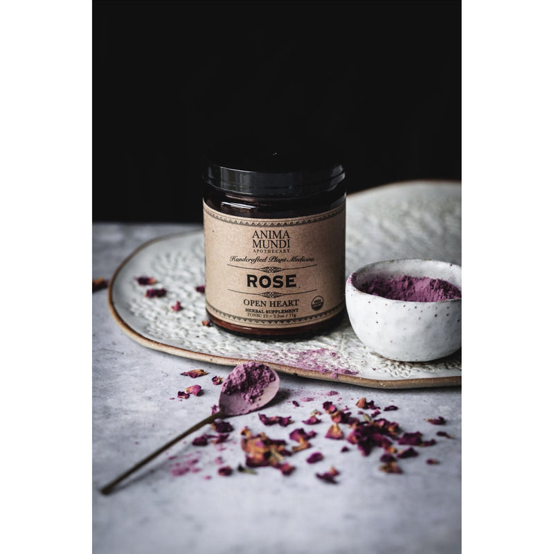 Rose Powder Anima Mundi - La Flora Sagrada