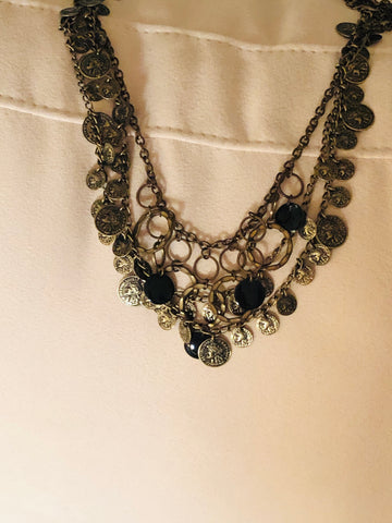 Trendy Coin Necklace