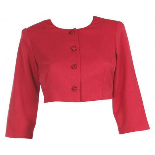 Alice Button Bolero (Short Jacket)